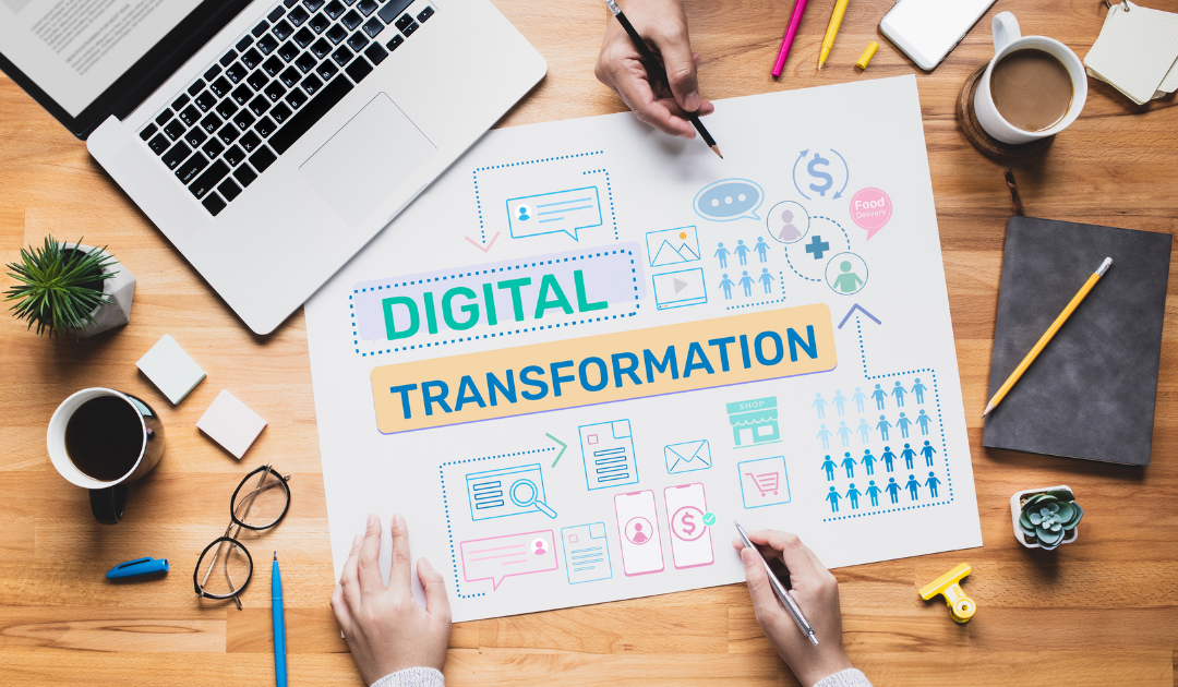 5 Things To Know Before Digitally Transforming Your Business In 2021
