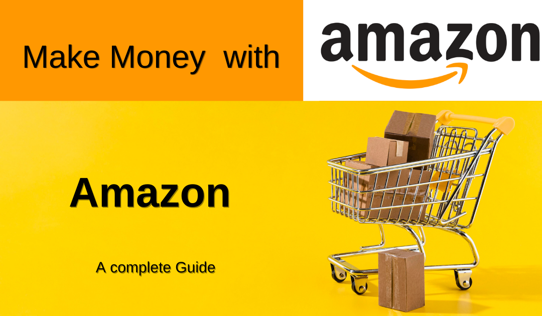 How to Use Amazon Affiliate Program - Step by Step Guide